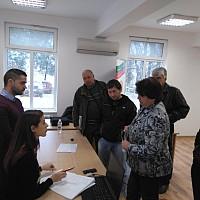 Срещата в Пирдоп предизвика интереса на земеделски производители и животновъди