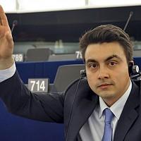 Momchil Nekov pledges against the extreme poverty