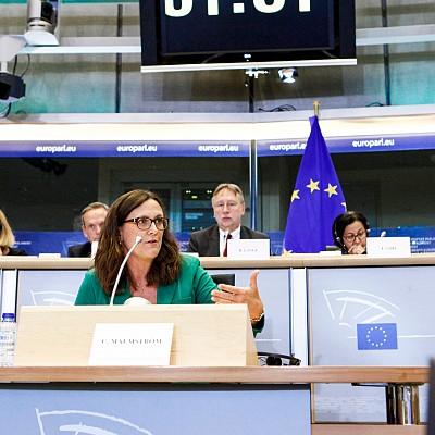 """Неков: Еврокомисар призна: """"СЕТА няма да е печеливша за всички държави в ЕС"""", не е трудно да се досетим дали България е сред тях"""