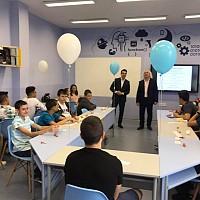 "Момчил Неков ще открие учебната година във високотехнологичното училище СУ ""Христо Ботев"" в Карнобат"