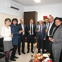 Неков откри информационен офис в София