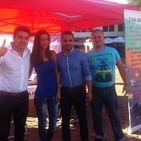 Мобилният офис започна своята обиколка в Софийска област