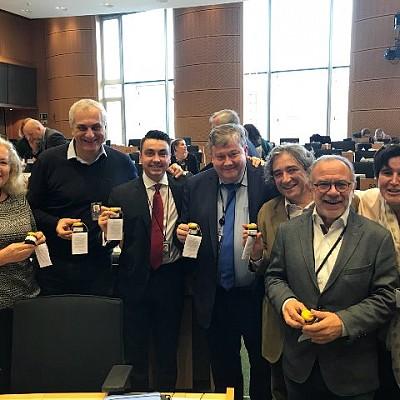 Днес заявихме повече подкрепа за пчеларския сектор и увеличение с 50%  бюджета за националните програми по пчеларство
