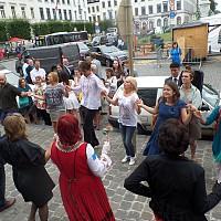 """Кампанията на Неков """"Да защитим българския вкус"""" събра българи в Брюксел на празника на Съединението"""