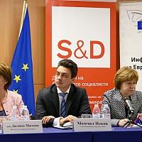 Момчил Неков: Няма да подкрепя ТПТИ, ако застрашава земеделието ни