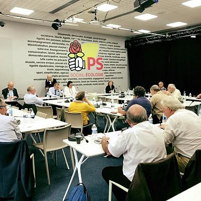 Момчил Неков обсъжда бъдещето на ОСП с френски депутати в Париж